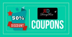 COUPON 50% OF