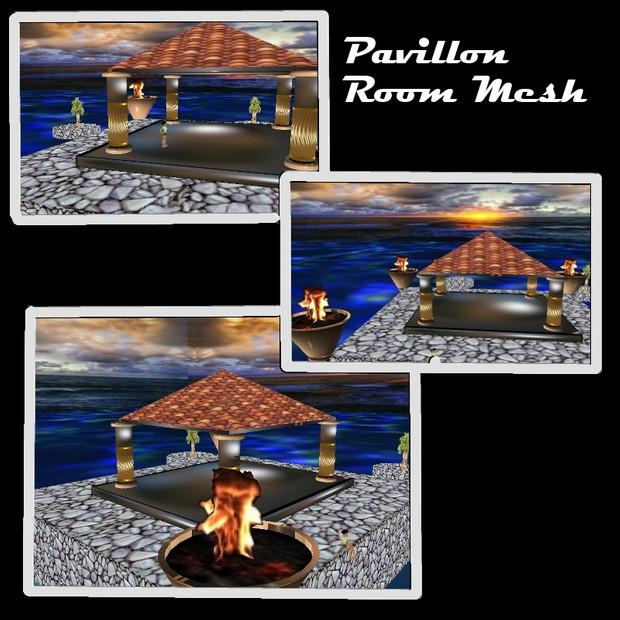 pavilion lamp room