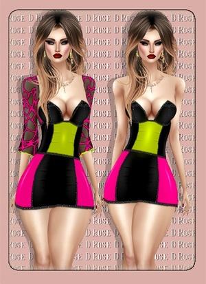 IDY DRESS TEXTURE