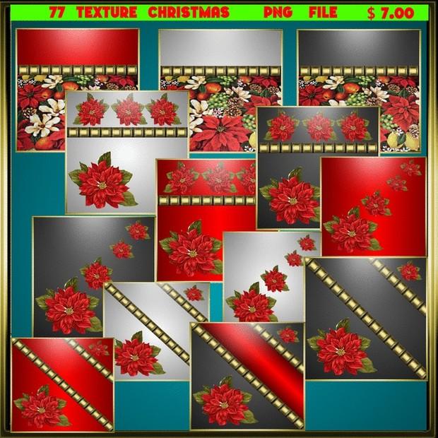 TEXTURE ROOM CHRISTMAS V1