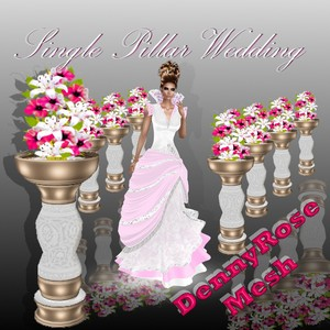 collonna wedding mesh