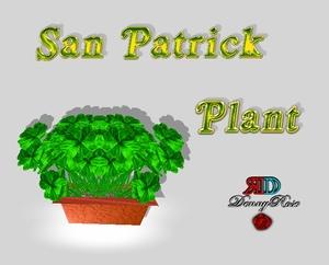 QUADRIFOGLIO PLANT MESH
