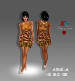 ANGELA  MINI DRESS