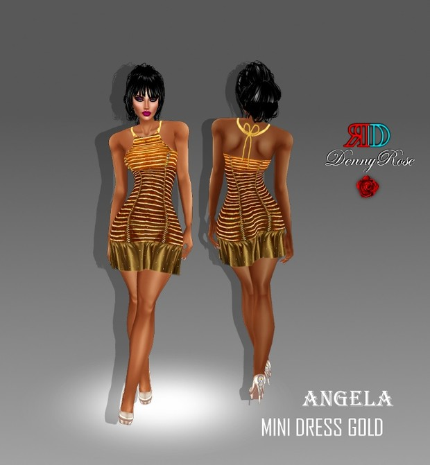 ANGELA  MINI DRESS