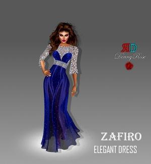 ZAFIRO DRESS