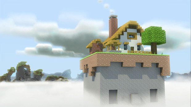 Minecraft_Clouds_Environment
