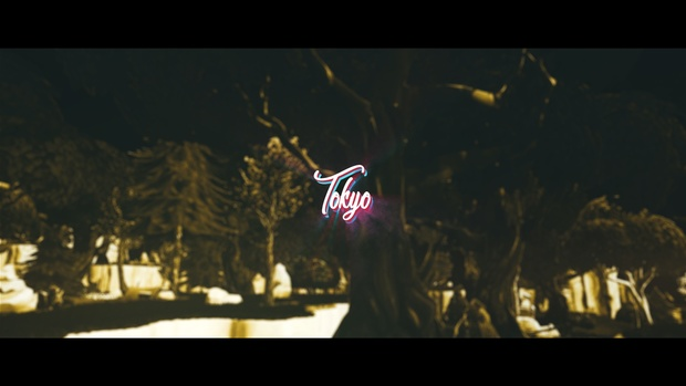 Tokyo (Project File + Clips/Cins)