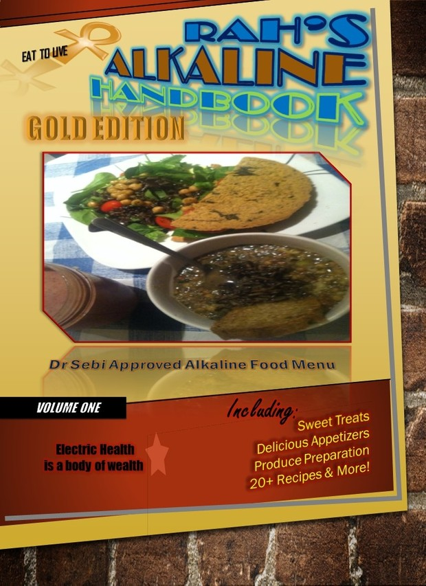 Rahs Alkaline Handbook Ebook Gold Edition