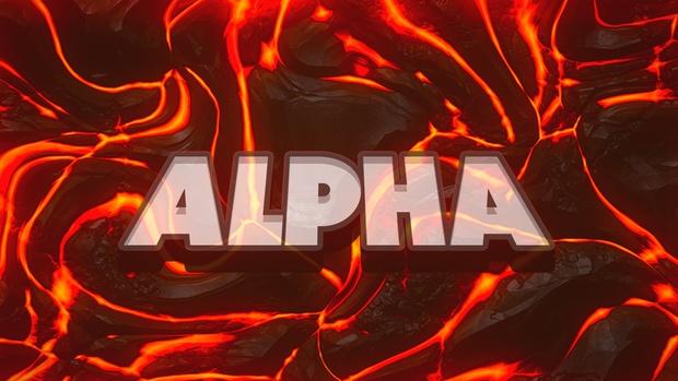 ALPHA 60fps 1080p