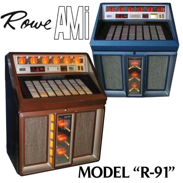 Rowe AMI  R-91     (1987)