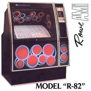 Rowe AMI  R-82     (1978)