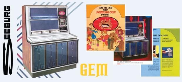 "Seeburg  LS2 ""Gem""  (1969)"