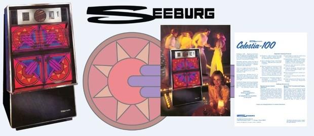 Seeburg  100-78D Celestia  (1978)   2 Page Brochure
