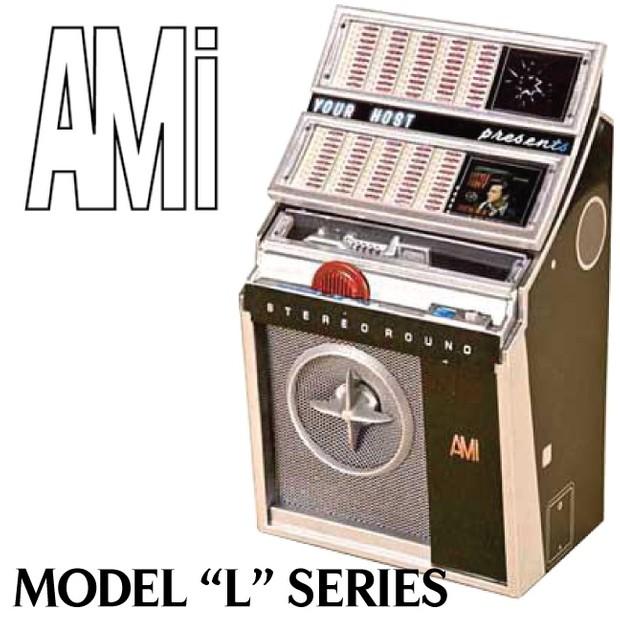 Rowe AMI Model L JAL-JEL  (1963) Manual and Brochure