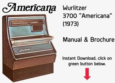 "Wurlitzer 3700 ""Americana"" (1973)"