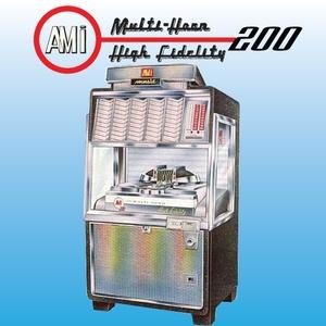 AMI G-200 Jukebox Manual and Mailer (1956)