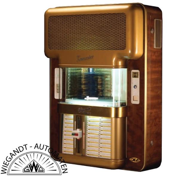 Wiegandt Automaten Tonmaster  (1956-61) Installation Instructions & Service Data