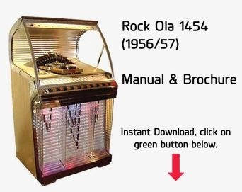 Rock Ola 1454 (1956/57)