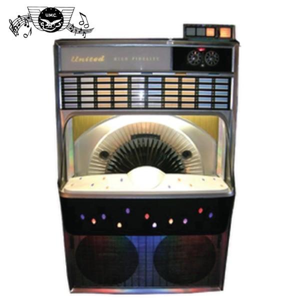 United Music Corporation UPA-100, UPB-100  (1957-59) Install Instruction and Service Data