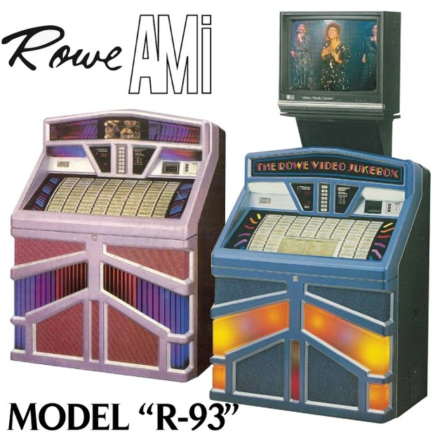 Rowe AMI  R-93     (1989)