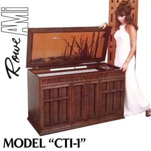 Rowe AMI  CTI-1 Crestwood   (1974)