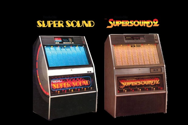 "Rock-Ola 490-1 ""Super Sound 1"" 490-2 ""Super Sound 2"" (1984-86)"