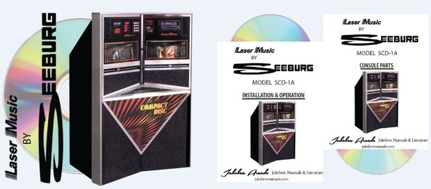 Seeburg SCD1A (1988) Manuals