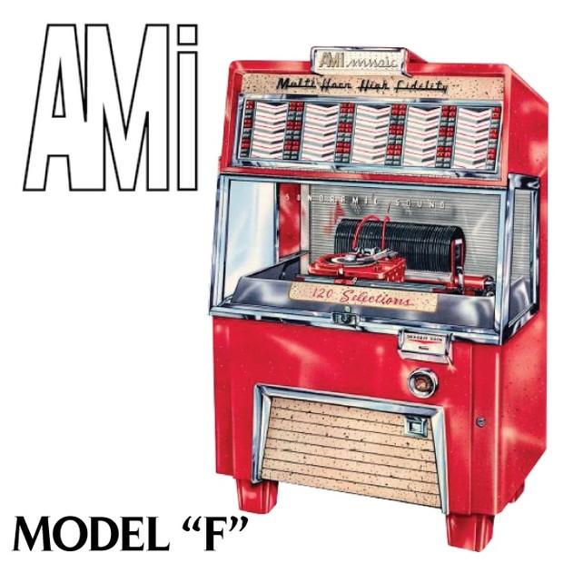 AMI Model F 40, 80. 120 (1954) Including E Models