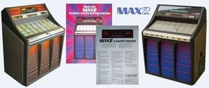 "Rock-Ola 481 ""Max 2"" (1981-83) Manual & Brochure"