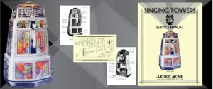 AMI Series 100  Singing Towers (1939-42)  Service Manual