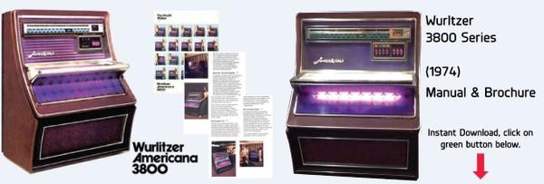 "Wurlitzer 3800 ""Americana"" (1974)"