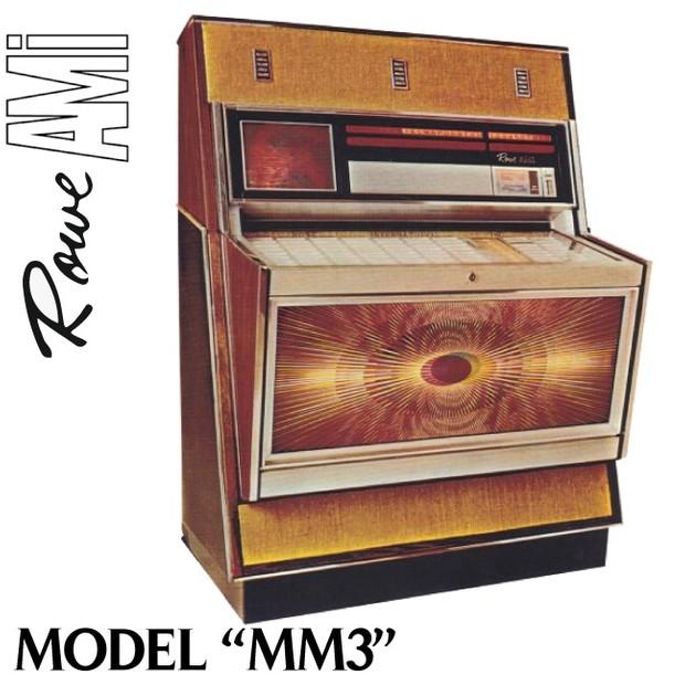 "Rowe AMI  MM-3 ""Music Miracle""  Advanced Manual"