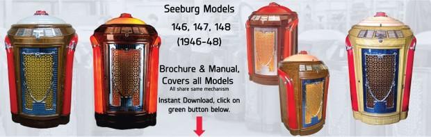 Seeburg  Model 146, 147, 148 (1946-48)