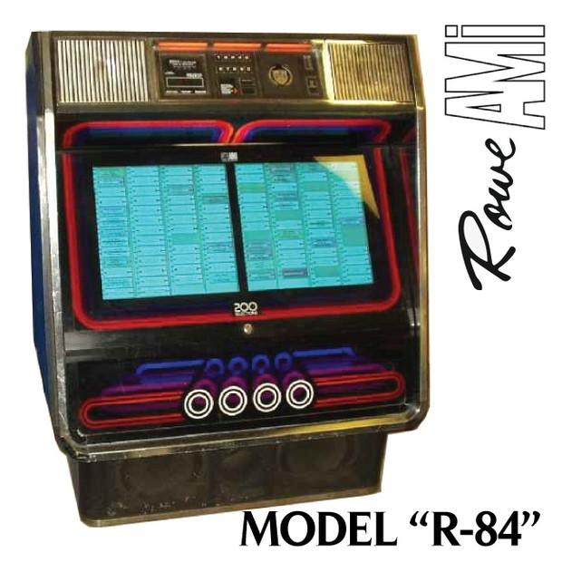Rowe AMI R-84   (1980)
