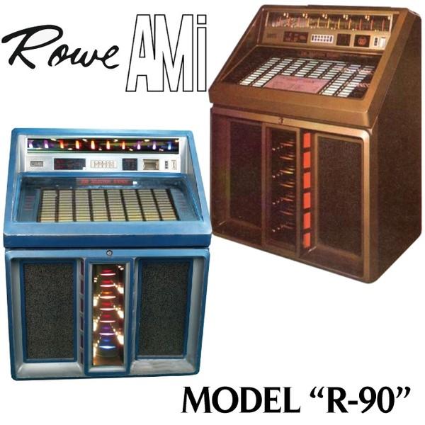 Rowe AMI  R-90     (1986)