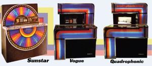 """Seeburg Model STD-160 """"Vogue II"""" & STD2 """"Sunstar"""" (1974-76) Manual"""