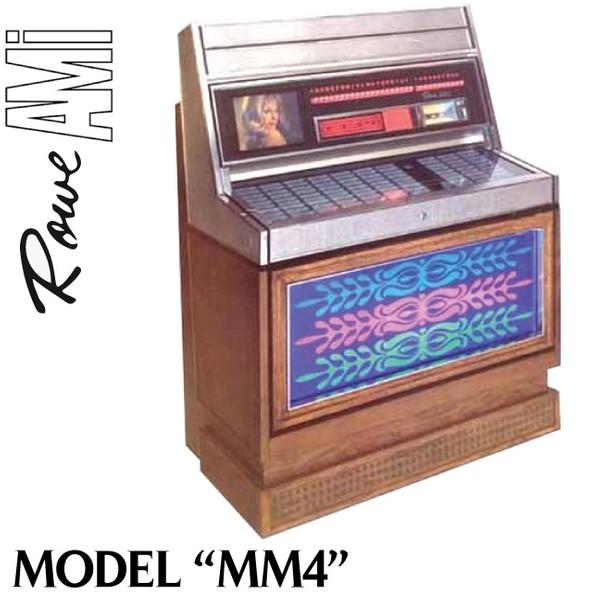 AMI Rowe MM-4 Trimount Manual (1970)