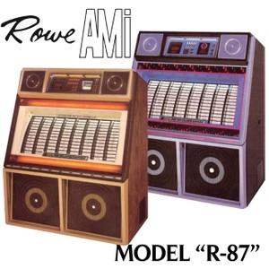 Rowe AMI  R-87    (1983)