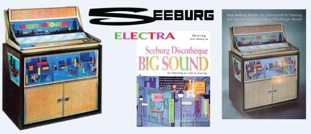 Seeburg Models APFEA1, PFEAIU (1965-66) Manual & Brochure