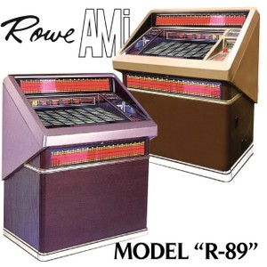 Rowe AMI  R-89     (1985)