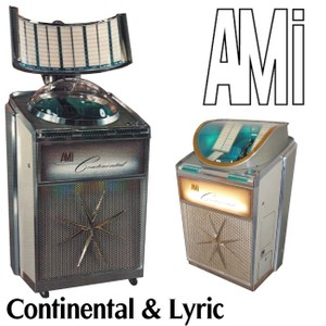 AMI Continental & Lyric (1960-61) XJCA-200