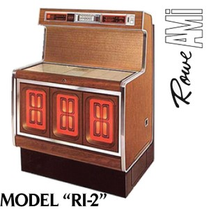Rowe AMI  RI-2 (1977)