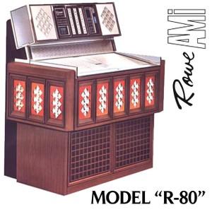 Rowe AMI  R-80 (1976)