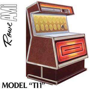 Rowe AMI  TI-1  (1973)  Manual & Brochure