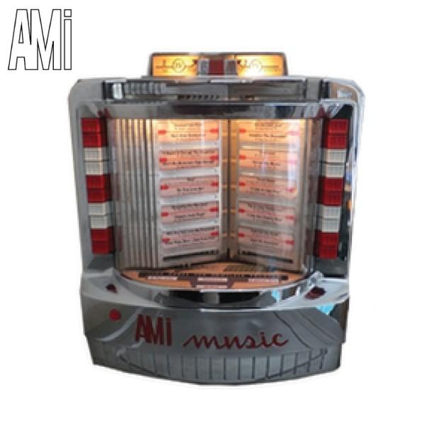 Rowe AMI Wall Box WQ-200 Manual