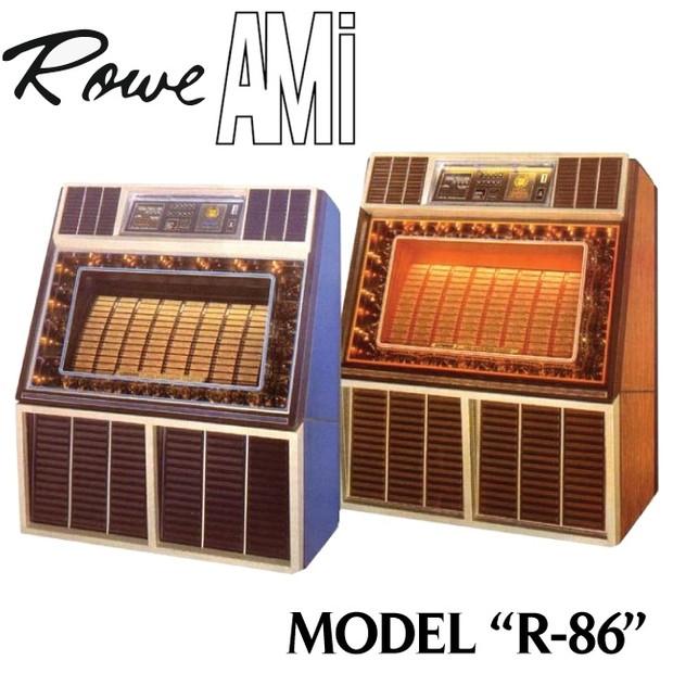 Rowe AMI  R-86 Blue Magic, Gold Magic      (1982)
