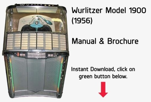 Wurlitzer Model 1900 (1956)