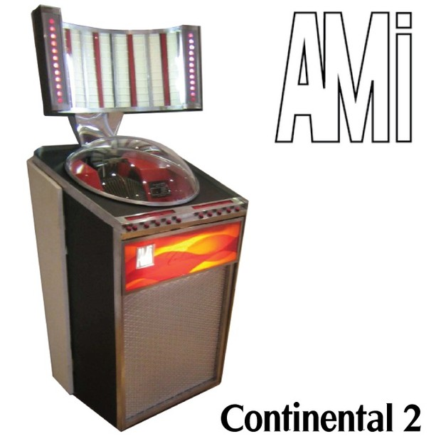 AMI Continental 2 (1962): XJDB-200 Manual and Brochure