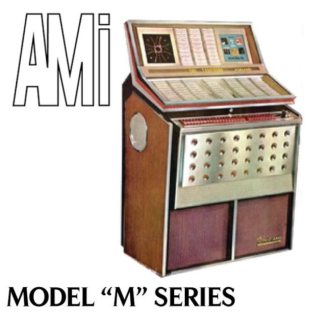 "Rowe AMI Model M JBM 200 ""Tropicana"" (1964)"