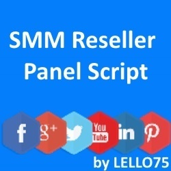 SMM Reseller Panel Script